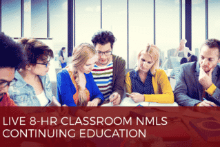 NMLS Continuing Ed Course