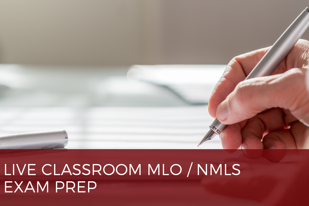 MLO NMLS License Course