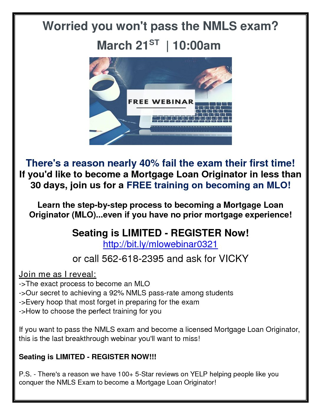 Mortgage loan officer training | Affinity Real Estate and ...