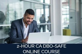 2hr DBO ONLINE course