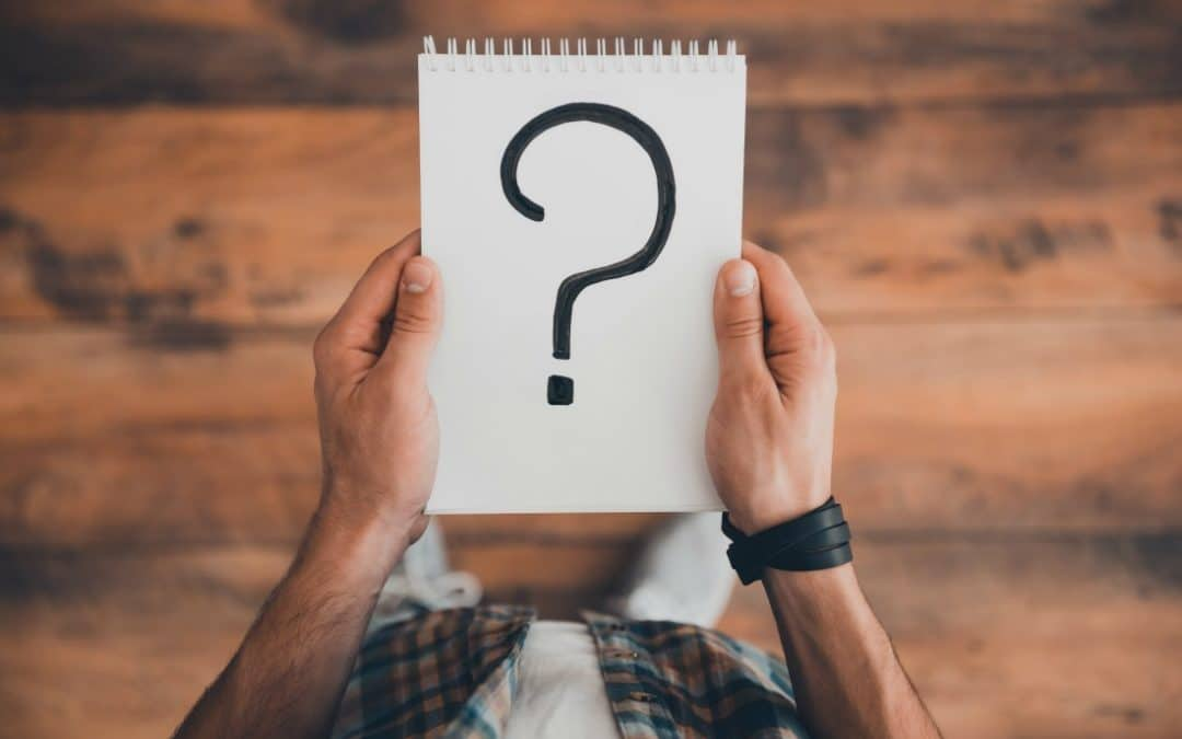 Student questions taking an online continuing education class
