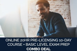 ONLINE nmls PRE-LICENSING 10-DAY COURSE + BASIC LEVEL EXAM PREP COMBO DEAL