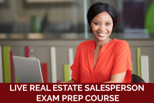 Real Estate Salesperson Exam Prep Course