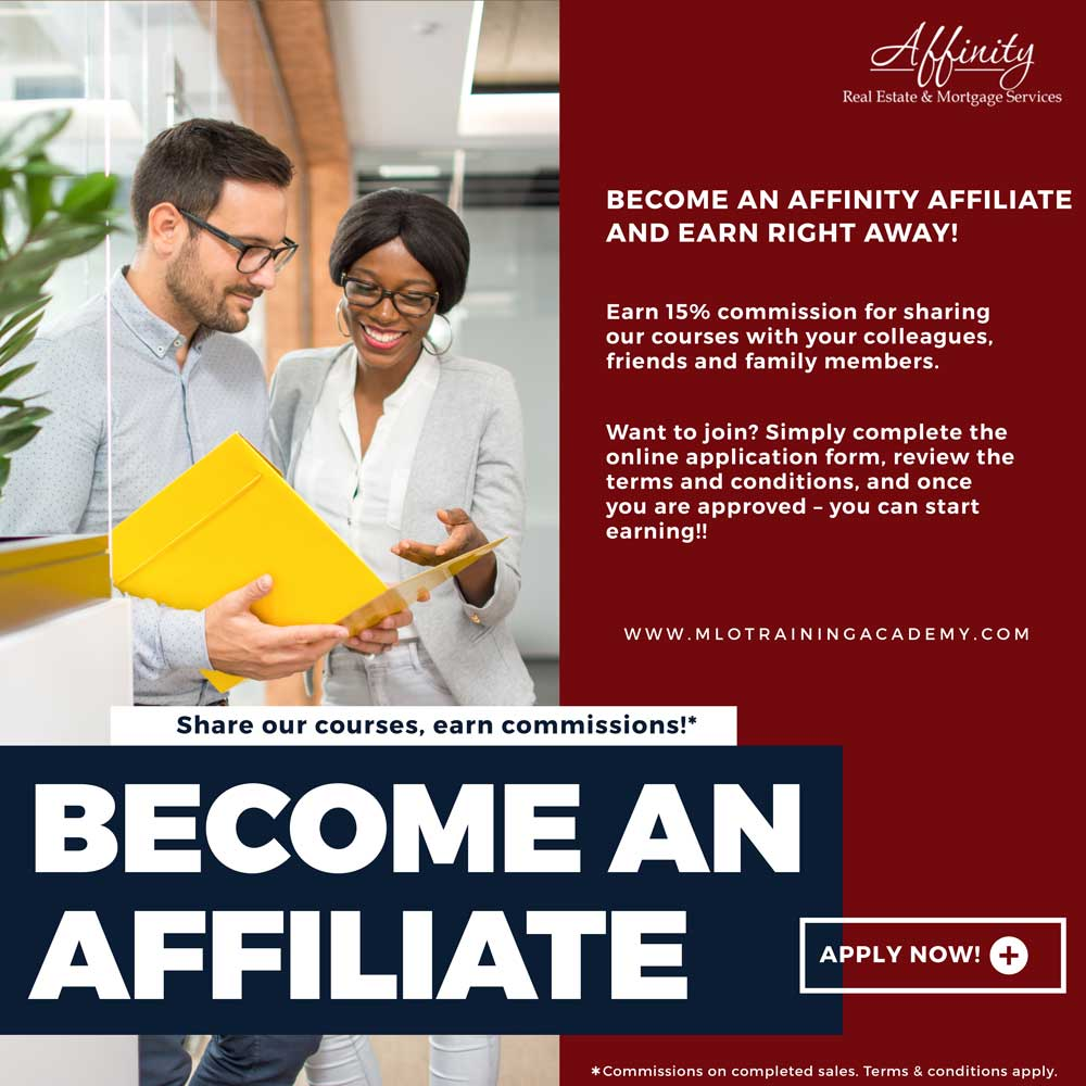 Become An Affinity Affiliate