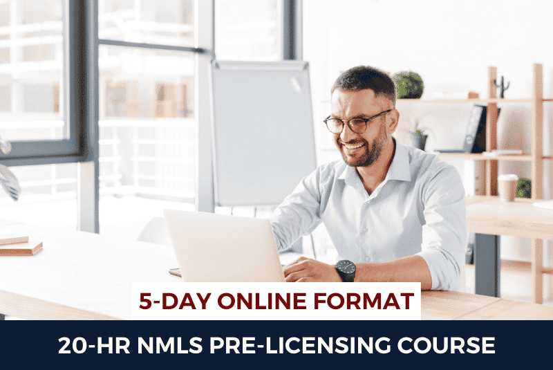 5-day nmls pre-licensing course
