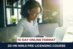 20HR NMLS 10-day Pre-Licensing